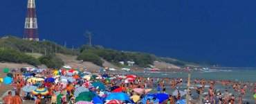 CLIMA y Temperatura en Monte Hermoso (Windguru) ⛅ ¡Ver Pronóstico!