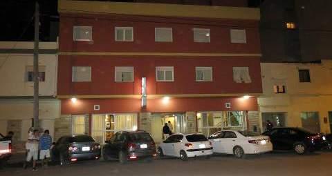 Hotel Lidel en Monte Hermoso Buenos Aires Argentina