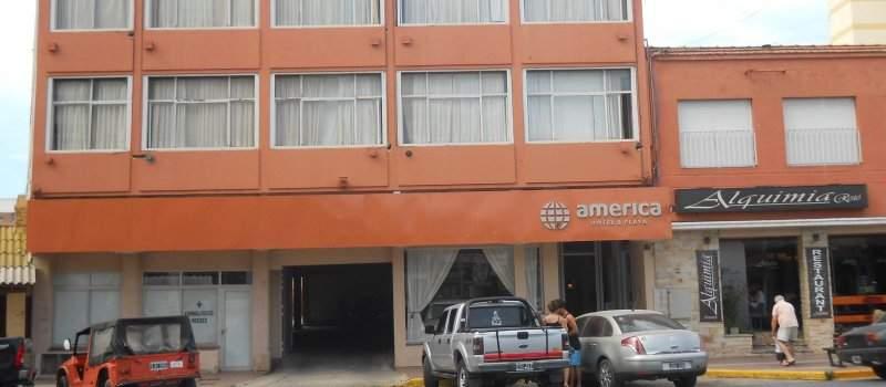 Hotel América en Monte Hermoso Buenos Aires Argentina