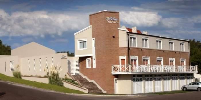 Aparthotel Mar Nuestro en Monte Hermoso Buenos Aires Argentina