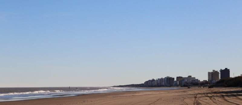 Monte Hermoso cámaras EN VIVO y en DIRECTO desde la playa