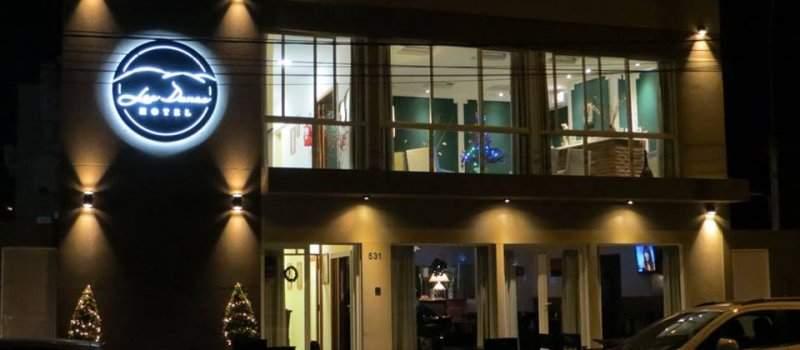 Hotel Las Dunas en Monte Hermoso Buenos Aires Argentina