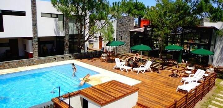 Aparthotel Pinar Del Sol en Monte Hermoso Buenos Aires Argentina