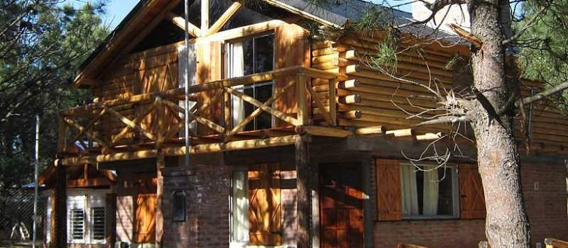 Cabaña El Pinar en Monte Hermoso Buenos Aires Argentina