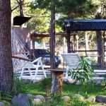 Cabana El Secreto En Monte Hermoso Buenos Aires Jardin