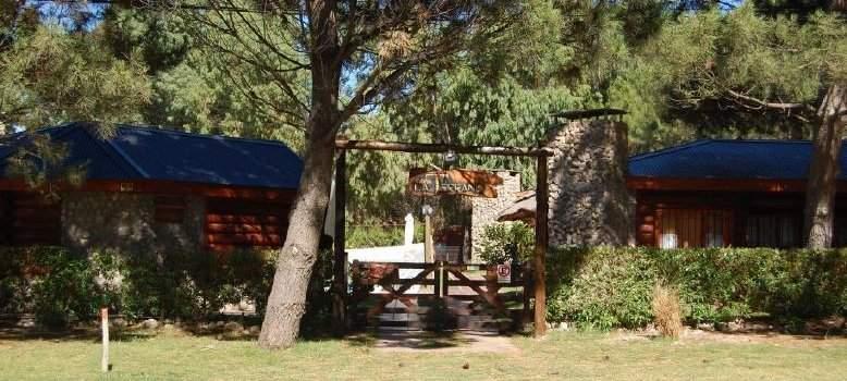 Cabaña La Terrano en Monte Hermoso Buenos Aires Argentina
