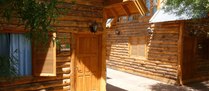 Cabaña Los Corchos en Monte Hermoso Buenos Aires Argentina