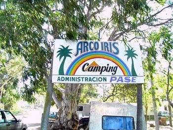 Camping Arco Iris en Monte Hermoso Buenos Aires Argentina