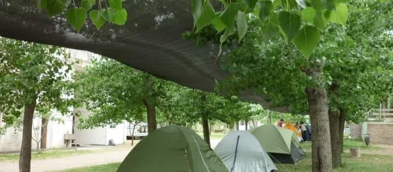 Camping Hipocampo en Monte Hermoso Buenos Aires Argentina