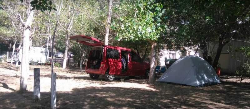 Camping Las Dunas en Monte Hermoso Buenos Aires Argentina
