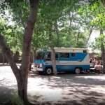 Camping Los Abuelos En Monte Hermoso Buenos Aires Camioneta Motorhome