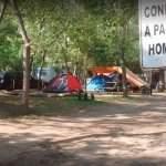 Camping Los Abuelos En Monte Hermoso Buenos Aires Interior Campamento