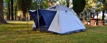 Campings en Monte Hermoso