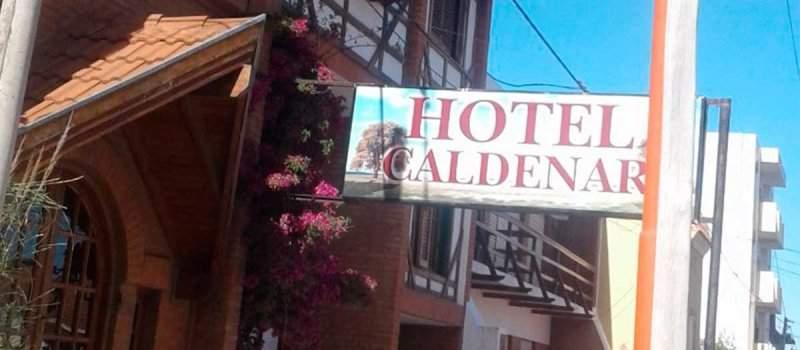 Hotel Caldenar en Monte Hermoso Buenos Aires Argentina