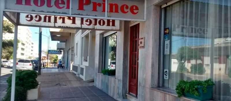 Hotel Prince en Monte Hermoso Buenos Aires Argentina