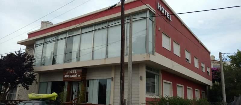 Hotel Soleado en Monte Hermoso Buenos Aires Argentina