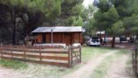Cabaña  Del Bosque en Monte Hermoso Buenos Aires Argentina